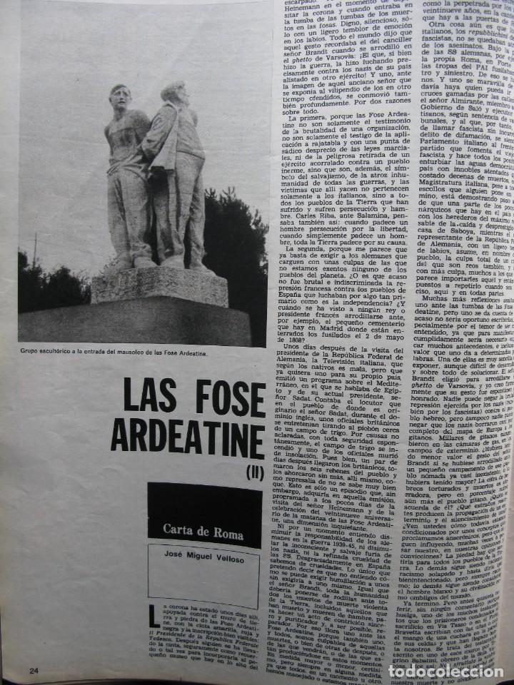 Coleccionismo de Revista Destino: PPRLY - JOAN MIRÓ: 80 AÑOS. LA COLECCIÓN JOAN PRATS. VER SUMARIO. - Foto 5 - 85882512