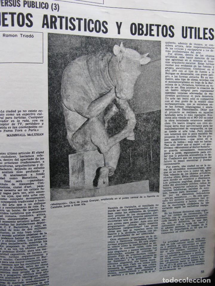 Coleccionismo de Revista Destino: PPRLY - CONCILIO DE DEMONIOS Y TERTULIA DE BRUJAS. HISTORIA DEL HIJO DE COPITO DE NIEVE. VER SUMARIO - Foto 8 - 86037564