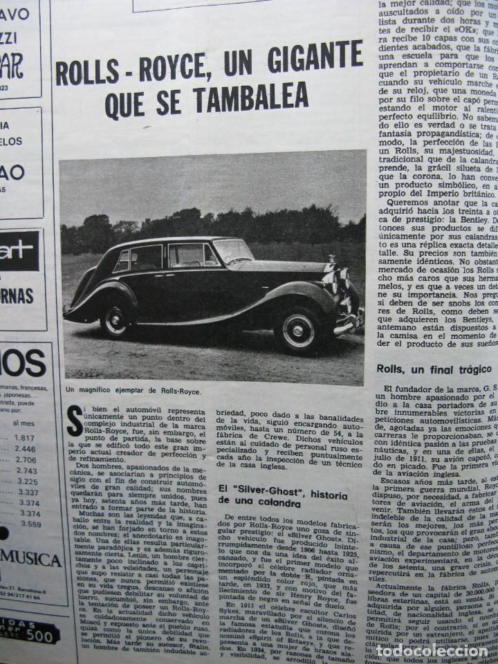Coleccionismo de Revista Destino: PPRLY - CONCILIO DE DEMONIOS Y TERTULIA DE BRUJAS. HISTORIA DEL HIJO DE COPITO DE NIEVE. VER SUMARIO - Foto 9 - 86037564