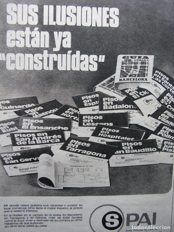 Coleccionismo de Revista Destino: PPRLY - CONCILIO DE DEMONIOS Y TERTULIA DE BRUJAS. HISTORIA DEL HIJO DE COPITO DE NIEVE. VER SUMARIO - Foto 11 - 86037564