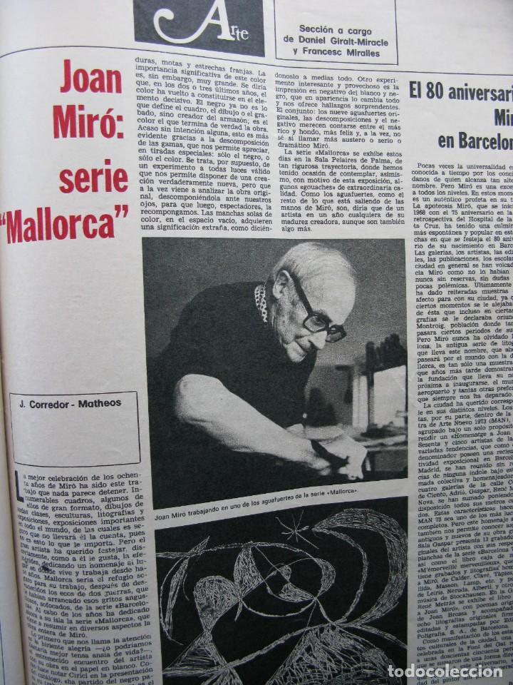Coleccionismo de Revista Destino: PPRLY - SERT. VER SUMARIO - Foto 6 - 86039896