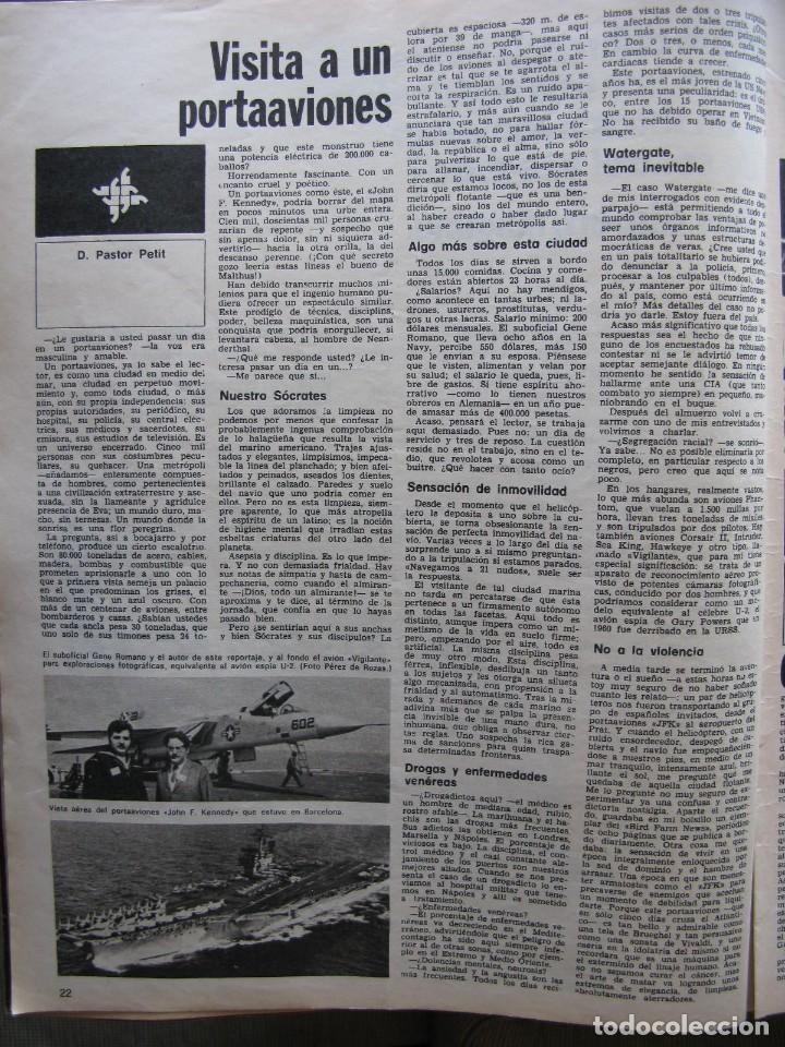 Coleccionismo de Revista Destino: PPRLY - FESTIVAL DE TITELLES JOAN CASTELL. VER SUMARIO. - Foto 6 - 87484128