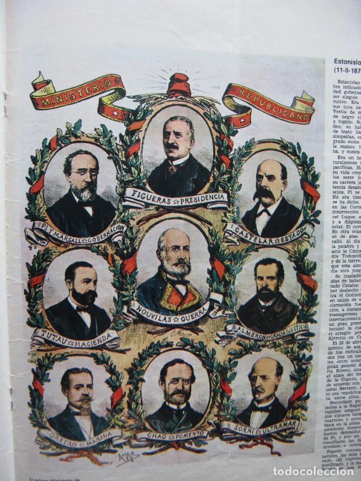 PPRLY - RIESGO Y DESVENTURA DE LA PRIMERA REPÚBLICA. VER SUMARIO. (Coleccionismo - Revistas y Periódicos Modernos (a partir de 1.940) - Revista Destino)
