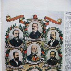 Coleccionismo de Revista Destino: PPRLY - RIESGO Y DESVENTURA DE LA PRIMERA REPÚBLICA. VER SUMARIO.. Lote 87485948