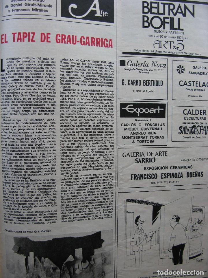 Coleccionismo de Revista Destino: PPRLY - RIESGO Y DESVENTURA DE LA PRIMERA REPÚBLICA. VER SUMARIO. - Foto 6 - 87485948