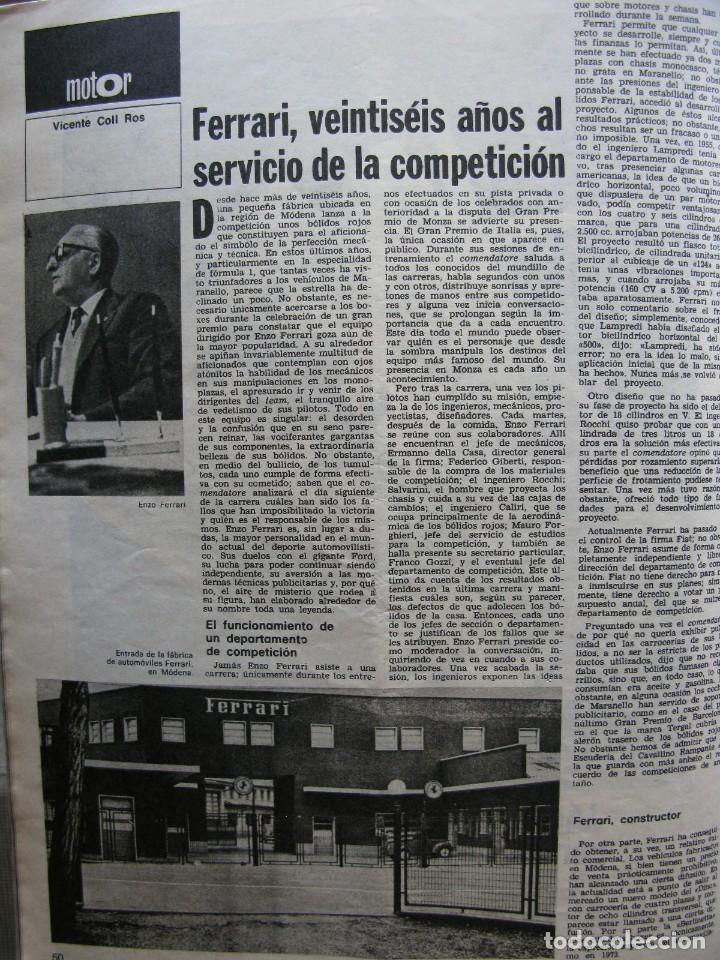 Coleccionismo de Revista Destino: PPRLY - RIESGO Y DESVENTURA DE LA PRIMERA REPÚBLICA. VER SUMARIO. - Foto 7 - 87485948
