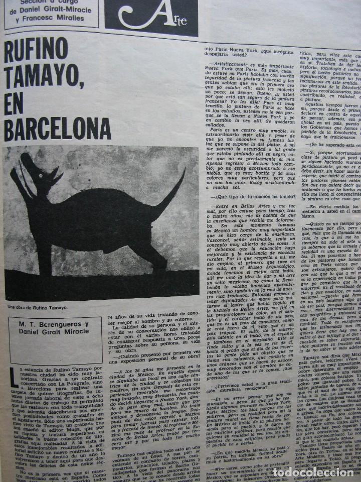 Coleccionismo de Revista Destino: PPRLY - EL CHAMPAÑA, TAN DELICIOSO INVENTO, NESTOR LUJÁN. VER SUMARIO. - Foto 4 - 87486348