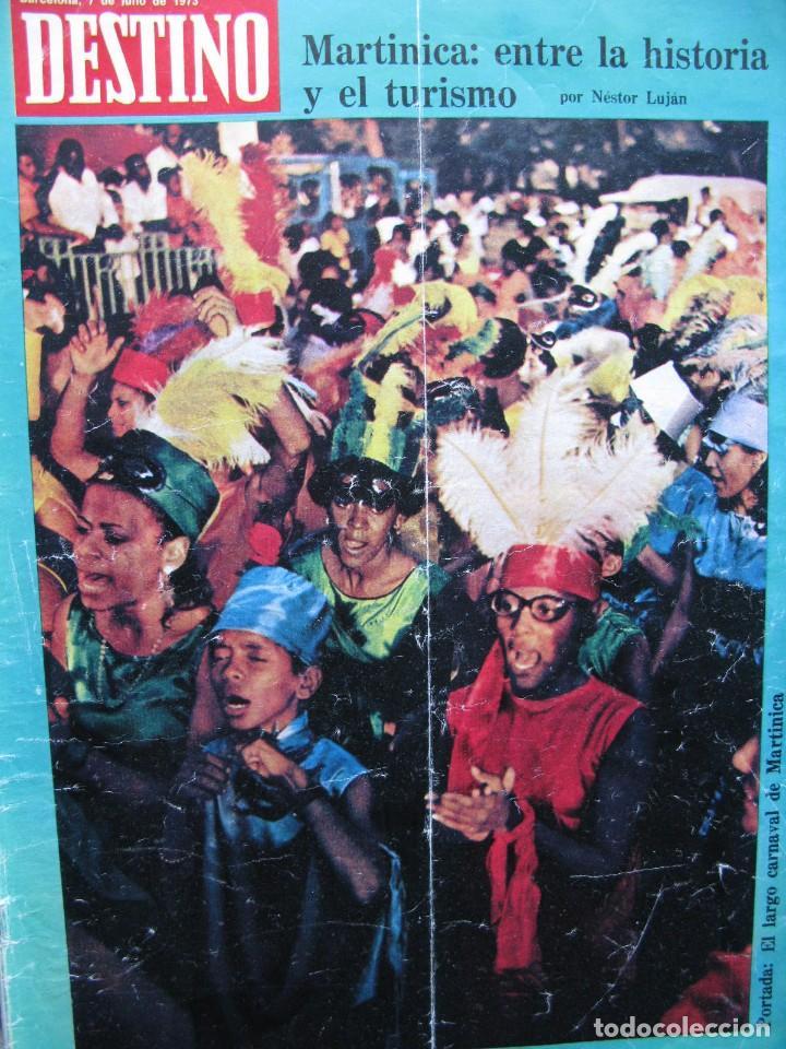 Coleccionismo de Revista Destino: PPRLY - CATALUÑA EN LA GUERRA CIVIL DEL SIGLO XV. LA ESTÉTICA DE TORRES-GARCÍA. VER SUMARIO. - Foto 3 - 89637360