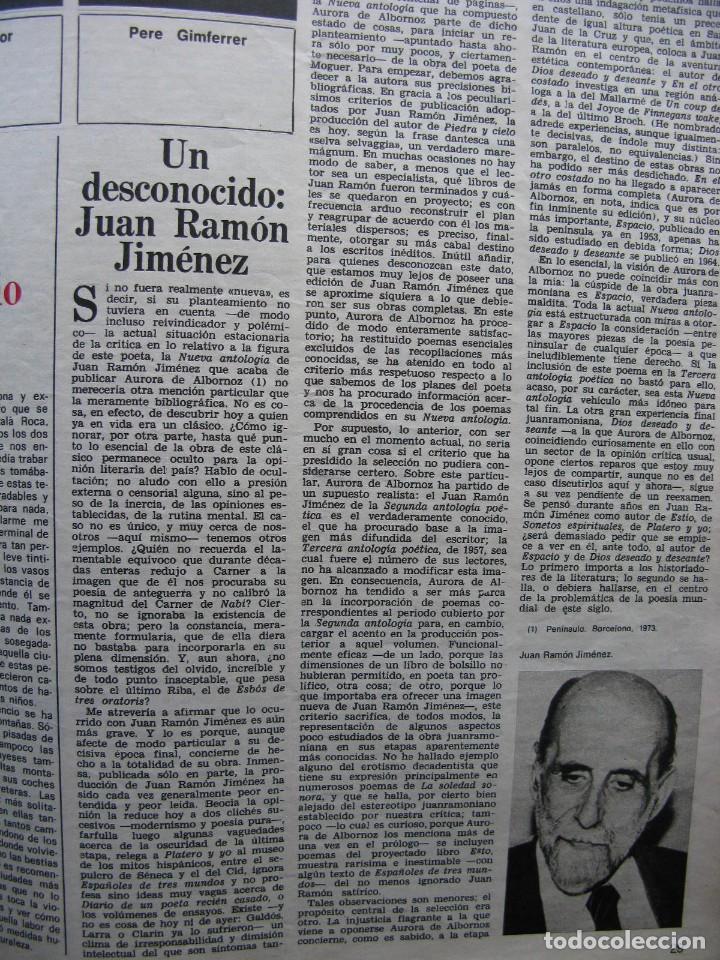Coleccionismo de Revista Destino: PPRLY - CATALUÑA EN LA GUERRA CIVIL DEL SIGLO XV. LA ESTÉTICA DE TORRES-GARCÍA. VER SUMARIO. - Foto 5 - 89637360