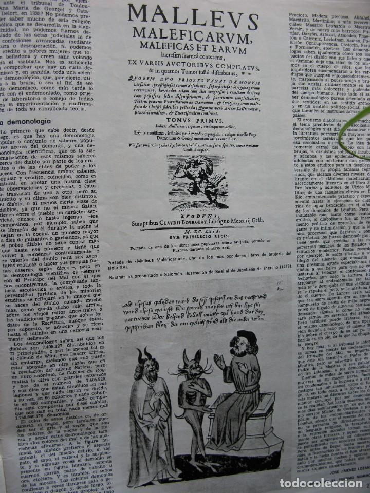 Coleccionismo de Revista Destino: PPRLY - MONÓLOGO CON LUIS LÓPEZ ALVAREZ. PROBLEMAS DE LA ARTEGRAFÍA HOY Y AQUÍ. VER SUMARIO. - Foto 4 - 89638728