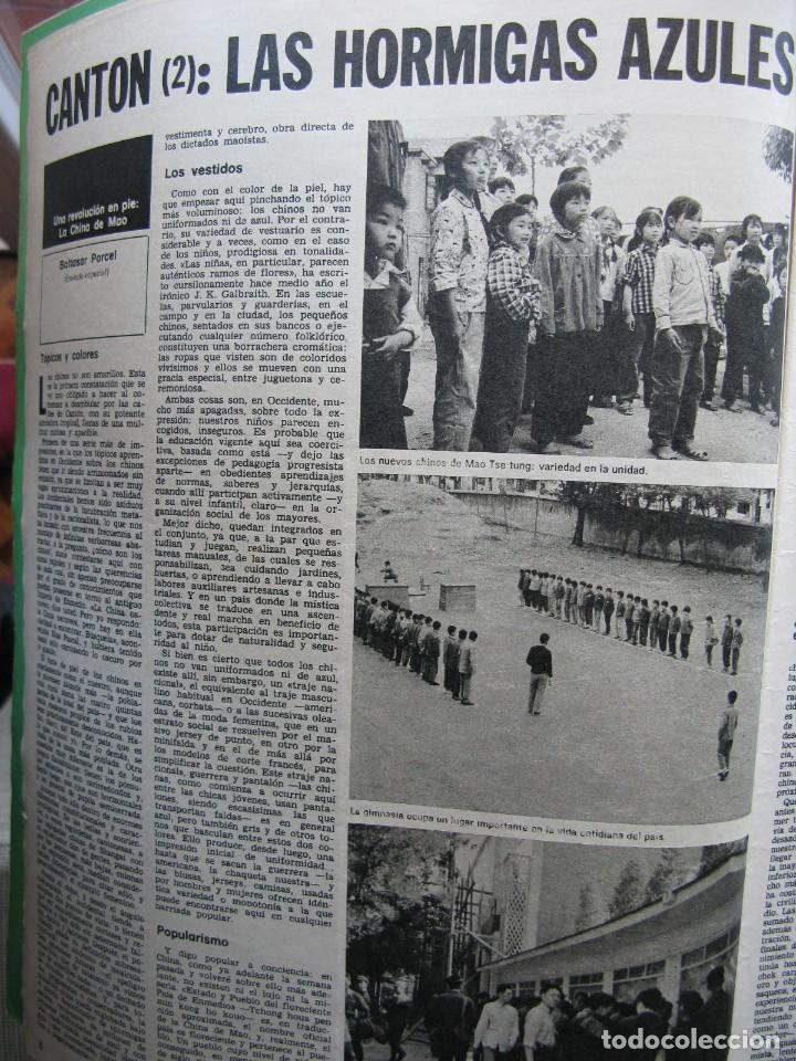 Coleccionismo de Revista Destino: PPRLY - MONÓLOGO CON LUIS LÓPEZ ALVAREZ. PROBLEMAS DE LA ARTEGRAFÍA HOY Y AQUÍ. VER SUMARIO. - Foto 6 - 89638728