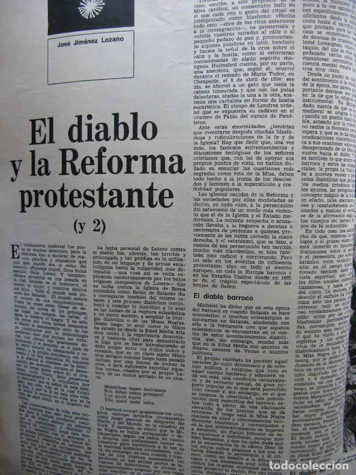 Coleccionismo de Revista Destino: PPRLY - LA CHINA DE MAO. CHINA LA MUJER Y EL AMOR. RACHMANINOFF. VER SUMARIO. - Foto 3 - 89639252