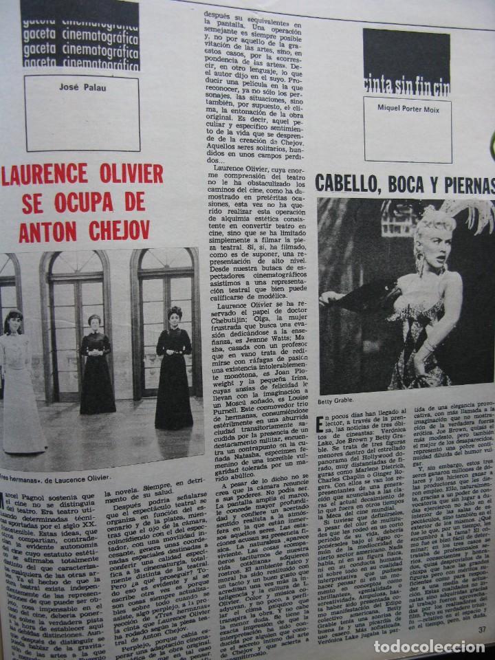 Coleccionismo de Revista Destino: PPRLY - LA CHINA DE MAO. CHINA LA MUJER Y EL AMOR. RACHMANINOFF. VER SUMARIO. - Foto 6 - 89639252