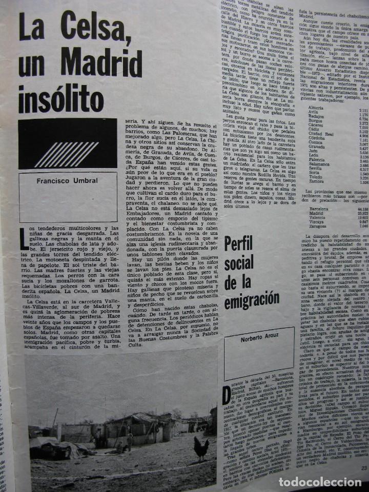 Coleccionismo de Revista Destino: PPRLY - EN EL CENTENARIO DE AZORÍN. CADAQUÉS PORTAFOLIO ONE. LLUIS LLACH A LOLYMPIA. VER SUMARIO. - Foto 7 - 89640084