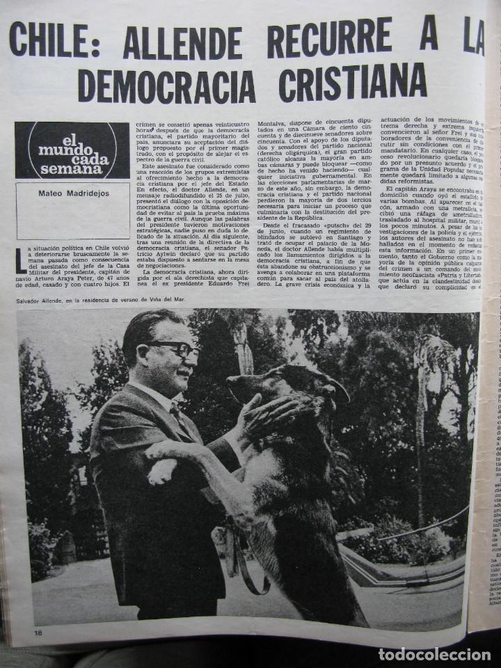 Coleccionismo de Revista Destino: PPRLY - EL ÚLTIMO TANGO DE HERR GOETHE. LITERATURA CATALANA CONTEMPORÀNIA. VER SUMARIO. - Foto 5 - 89641148