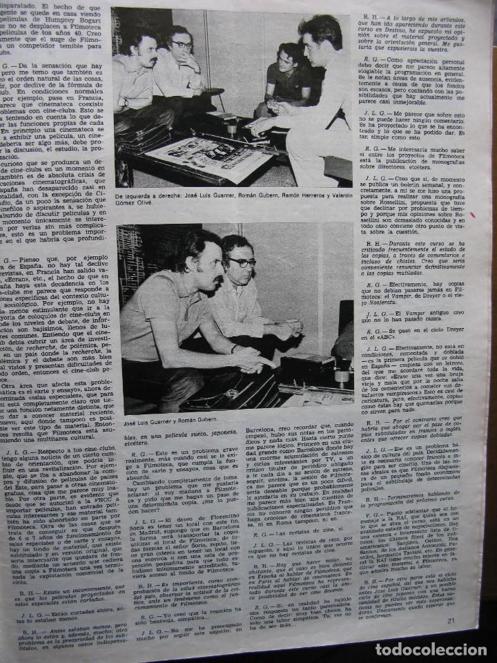Coleccionismo de Revista Destino: PPRLY - EL ÚLTIMO TANGO DE HERR GOETHE. LITERATURA CATALANA CONTEMPORÀNIA. VER SUMARIO. - Foto 7 - 89641148