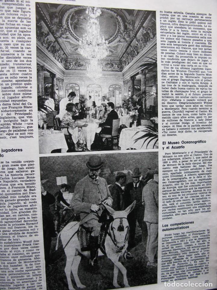 Coleccionismo de Revista Destino: PPRLY - EL ÚLTIMO TANGO DE HERR GOETHE. LITERATURA CATALANA CONTEMPORÀNIA. VER SUMARIO. - Foto 9 - 89641148