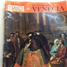 Coleccionismo de Revista Destino: REVISTA DESTINO Nº1550 ABRIL 1967. Lote 95835803