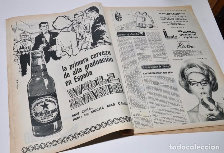 Coleccionismo de Revista Destino: REVISTA DESTINO Nº1373 - 30 NOVIEMBRE 1963 - NUMERO EXTRAORDINARIO, PRESIDENTE KENNEDY - Foto 2 - 96347015
