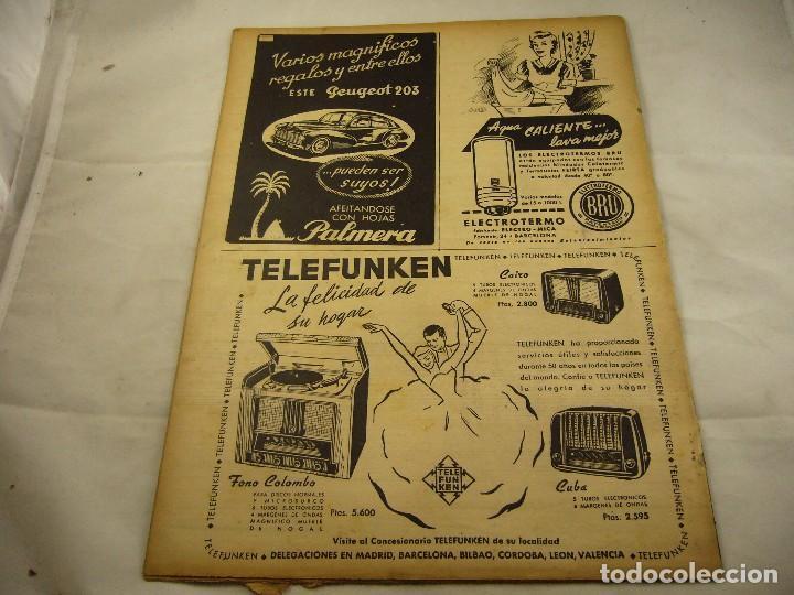 Coleccionismo de Revista Destino: REVISTA DESTINO NUMERO 832 - Foto 2 - 97921655
