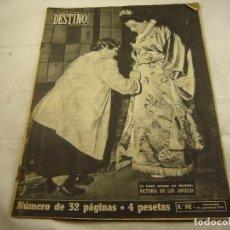 Coleccionismo de Revista Destino: REVISTA DESTINO NUMERO 841. Lote 97921859