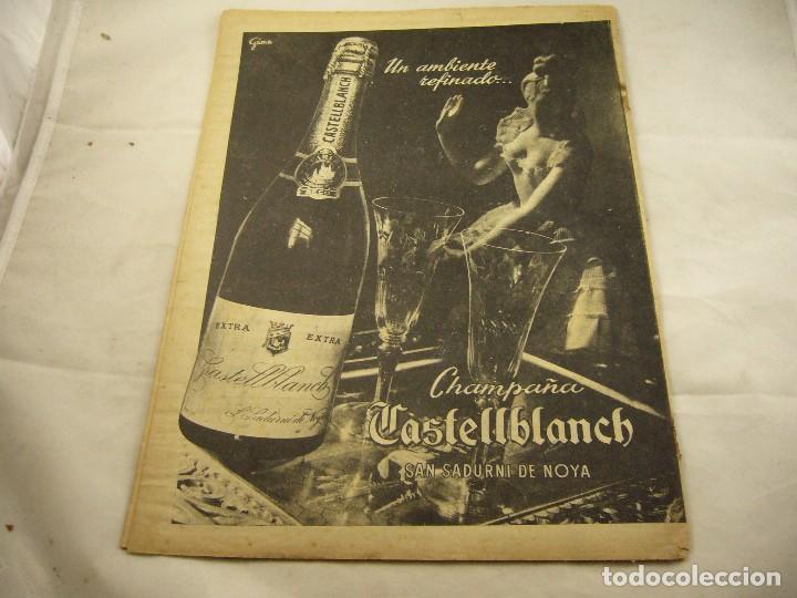 Coleccionismo de Revista Destino: REVISTA DESTINO NUMERO 841 - Foto 2 - 97921859