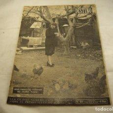 Coleccionismo de Revista Destino: REVISTA DESTINO NUMERO 857. Lote 97921959