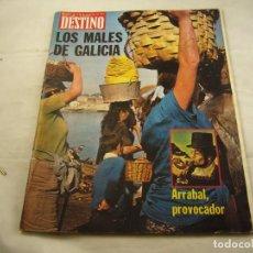 Coleccionismo de Revista Destino: REVISTA DESTINO NUMERO 1990. Lote 97922151
