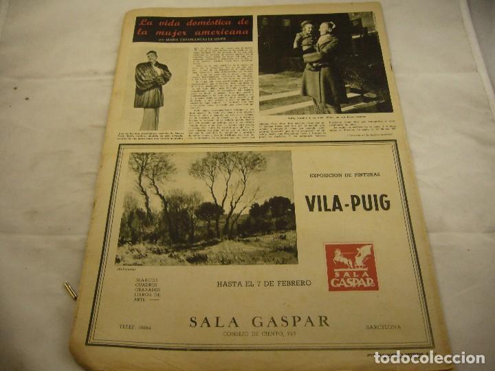Coleccionismo de Revista Destino: REVISTA DESTINO NUMERO 498 - Foto 2 - 97980599