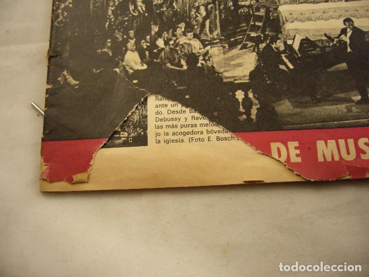 Coleccionismo de Revista Destino: REVISTA DESTINO NUMERO 1970 - Foto 2 - 97981235