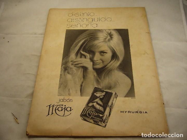Coleccionismo de Revista Destino: REVISTA DESTINO NUMERO 1970 - Foto 3 - 97981235
