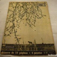 Coleccionismo de Revista Destino: REVISTA DESTINO NUMERO 812. Lote 97982299
