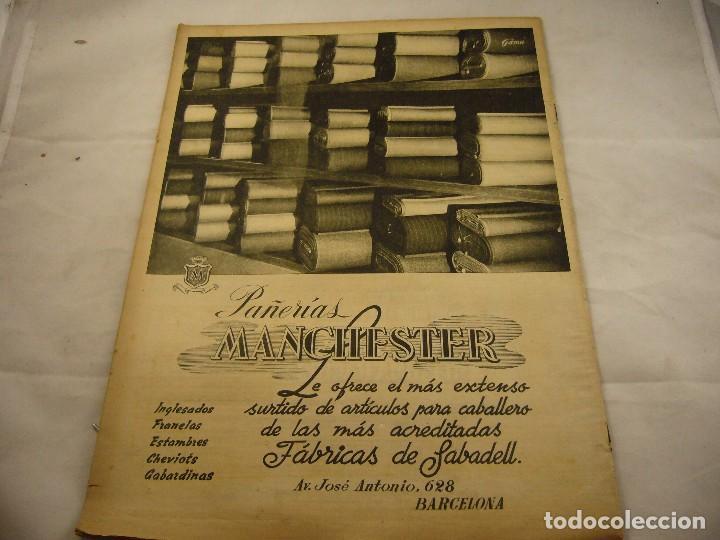 Coleccionismo de Revista Destino: REVISTA DESTINO NUMERO 812 - Foto 2 - 97982299