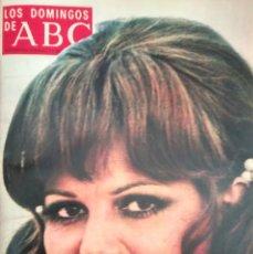 Coleccionismo de Revista Destino: CLAUDIA CARDINALE EN LOS DOMINGOS DE ABC (1972) LOTE 9 REVISTAS ( VER FOTOS PORTADAS Y SUMARIOS ). Lote 105883159