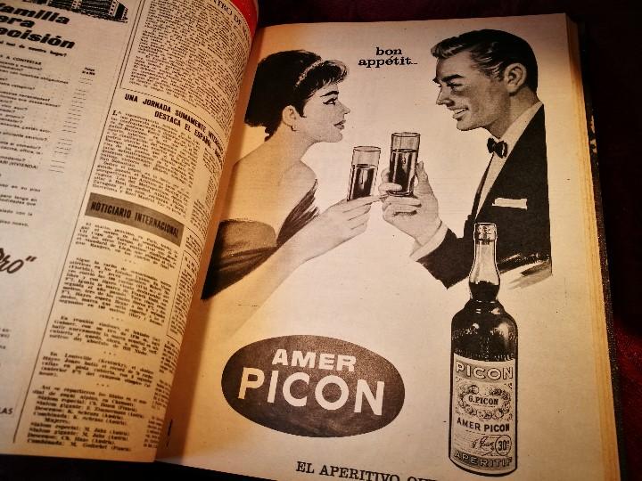 Coleccionismo de Revista Destino: REVISTA SEMANAL DESTINO - AÑO 1962 - COMPLETO - 52 REVISTAS DEL Nº 1274 AL 1325.bien encuadernado - Foto 26 - 108702911