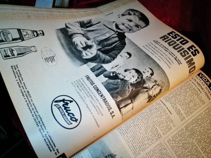 Coleccionismo de Revista Destino: REVISTA SEMANAL DESTINO - AÑO 1962 - COMPLETO - 52 REVISTAS DEL Nº 1274 AL 1325.bien encuadernado - Foto 36 - 108702911