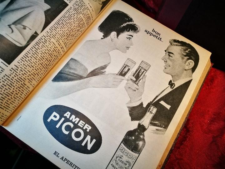 Coleccionismo de Revista Destino: REVISTA SEMANAL DESTINO - AÑO 1962 - COMPLETO - 52 REVISTAS DEL Nº 1274 AL 1325.bien encuadernado - Foto 38 - 108702911