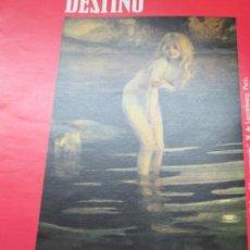 Coleccionismo de Revista Destino: REVISTA DESTINO Nº 1894 ENERO 1974. Lote 112611127