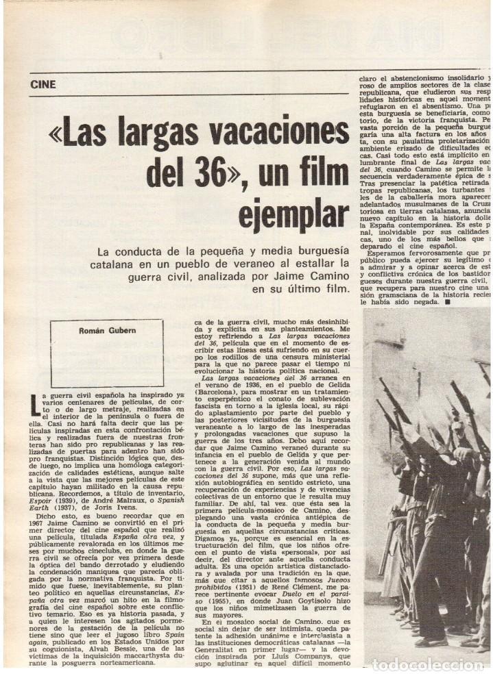 Coleccionismo de Revista Destino: barcelona es bona?, Luis Racionero.Salvador Millet I Bel, La nueva Liga.Joan Miró.Dalí.(ver sumario) - Foto 3 - 114016995