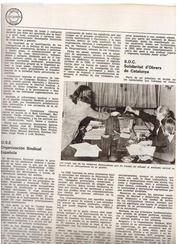 Coleccionismo de Revista Destino: movimientos obreros cataluña.victor alba.francesc layret.manolo mompó. JOAN CORNUDELLA.(ver sumario) - Foto 4 - 114020039