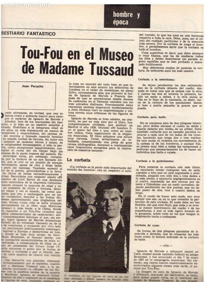 Coleccionismo de Revista Destino: movimientos obreros cataluña.victor alba.francesc layret.manolo mompó. JOAN CORNUDELLA.(ver sumario) - Foto 8 - 114020039