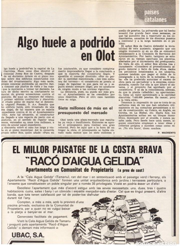 Coleccionismo de Revista Destino: movimientos obreros cataluña.victor alba.francesc layret.manolo mompó. JOAN CORNUDELLA.(ver sumario) - Foto 13 - 114020039