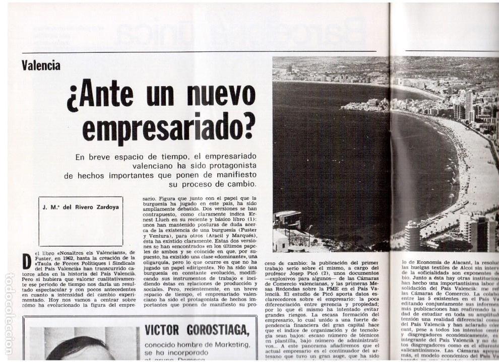 Coleccionismo de Revista Destino: 1976. XI ESCOLA D'ESTIU.JOSEP MELIÁ.PASCUAL DUARTE.NAPOLEÓN.VIAPLANA.PAÍSES CATALANES. (VER SUMARIO) - Foto 9 - 114760059