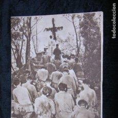 Coleccionismo de Revista Destino: F1 DESTINO Nº 741 AÑO 1951 EN LA LINEA DE FUEGO. Lote 118368679