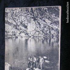 Coleccionismo de Revista Destino: F1 DESTINO Nº 738 AÑO 1951 EL ESTANQUE DE ARANSA. Lote 118369323