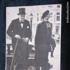 Coleccionismo de Revista Destino: F1 DESTINO Nº 743 AÑO 1951 EL VIEJO LEON TRIUNFA.. Lote 118369707