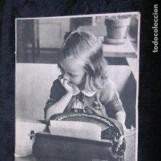Coleccionismo de Revista Destino: F1 DEDSTINO Nº 740 AÑO 1951 MI HIJO VENDEDOR DE PERIODICOS. Lote 118370043