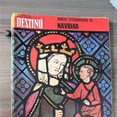 Coleccionismo de Revista Destino: REVISTA DESTINO Nº 1733, 19 DE DICIEMBRE DE 1970. Lote 121267727