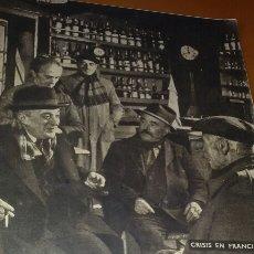 Coleccionismo de Revista Destino: REVISTA DESTINO, CRISIS EN FRANCIA, NÚMERO 637, SEGUNDA ÉPOCA, AÑO XIII , OCTUBRE DE 1949.. Lote 122693719