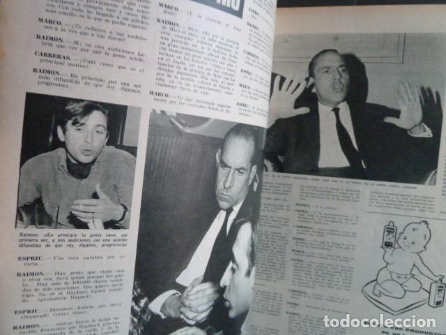 Coleccionismo de Revista Destino: RAIMON Y SALVADOR ESPRIU -PORTADA REVISTA DESTINO - Foto 2 - 128110643